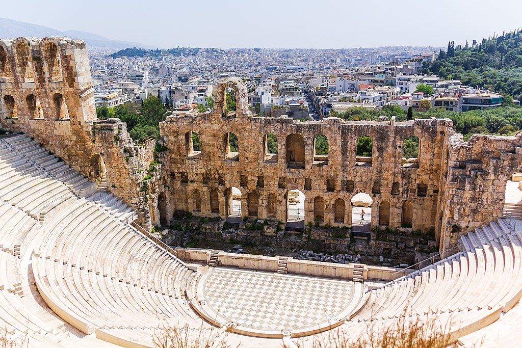 1024px Odeon of Herodes Atticus 2019