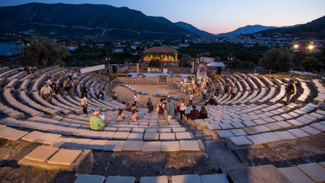 Little theatre of Epidaurus THUMB photo Thomas Daskalakis source festival.gr