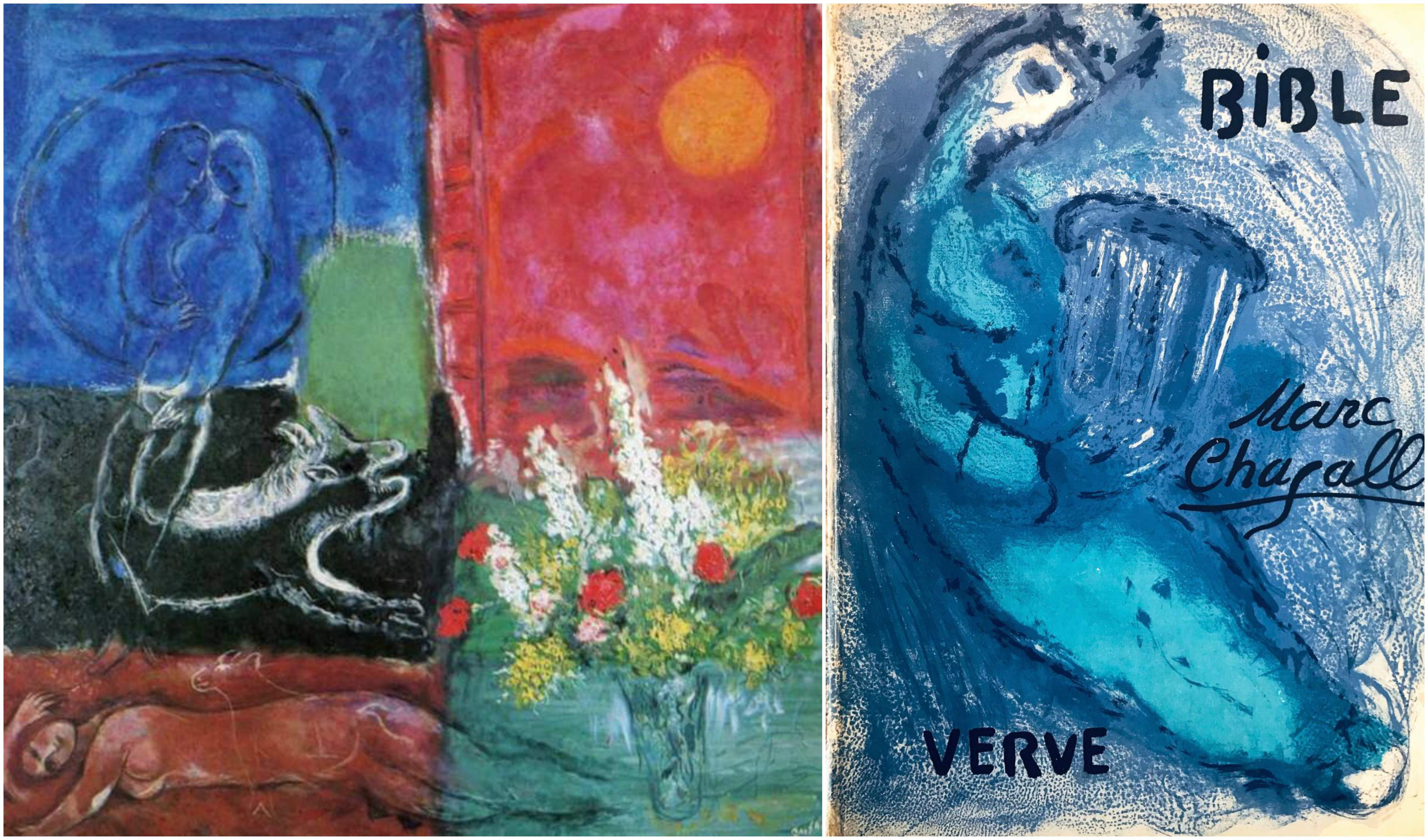 collage poros et bible verve