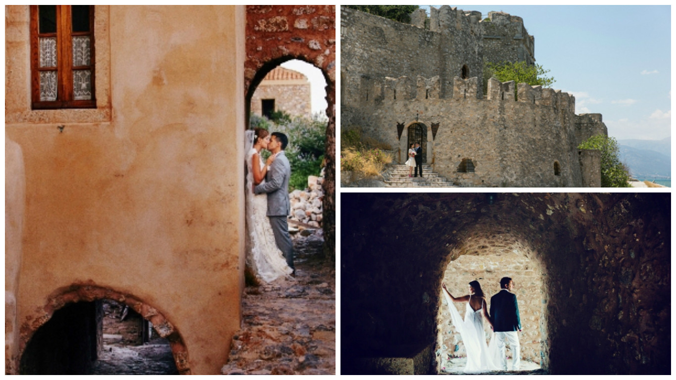 visitgreece castlesingreece wedding